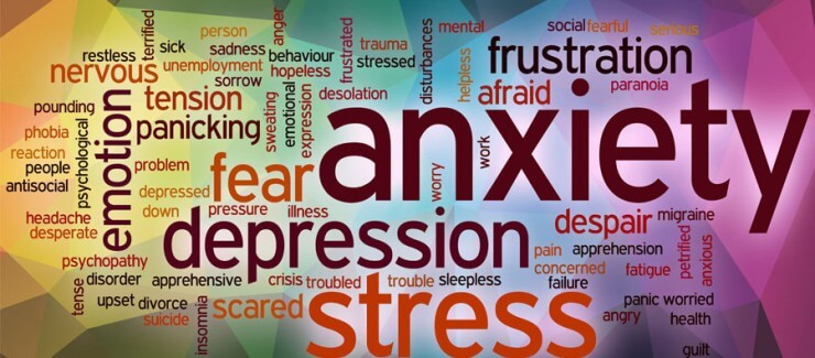 Suffering from Anxiety? Depression?